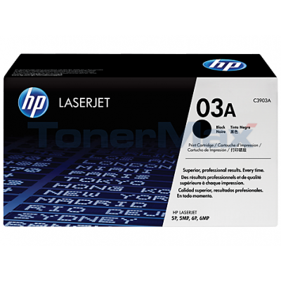 HP LASERJET 5P 6P TONER BLACK